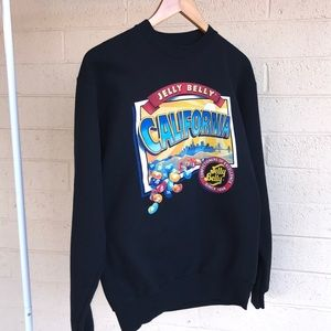 ✨ JELLY BELLY CALIFORNIA GRAPHIC SWEATSHIRT ✨